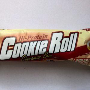 Labrada Hi-Protein Cookie Roll Cinnamon Bun