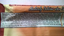 Labrada Hi-Protein Cookie Roll Cinnamon Bun Inhaltsstoffe