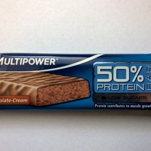 Multipower 50% Protein Bar Schokolade