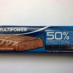 Multipower 50% Protein Bar Schokolade