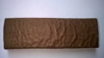 Multipower 50% Protein Bar Schokolade ausgepackt