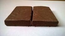 Multipower 50% Protein Bar Schokolade zerteilt