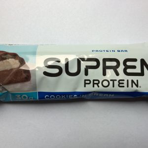Supreme Protein Bar Cookies and Cream