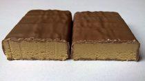 Weider 40% High Protein Low Carb Bar Peanut-Caramel zerteilt