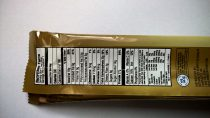 ISS Oh Yeah! Protein Riegel Peanut Butter & Caramel Nährwerte