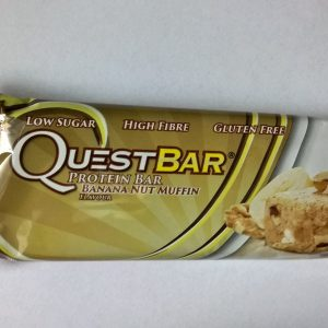 Quest Nutrition Quest Bar Banana Nut Muffin