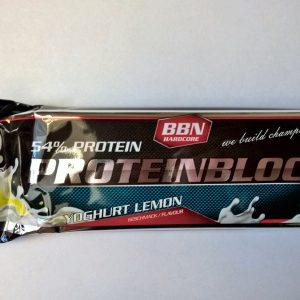 Best Body Nutrition Protein Block Yoghurt Lemon