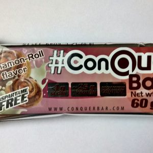 ConQuer Bar Cinnamon-Roll