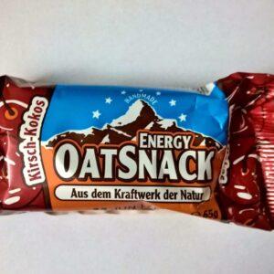 Davina Energy OatSnack Kirsch-Kokos