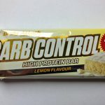 Body Attack Carb Control Lemon 100g