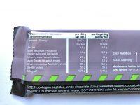 ZEC+ KING'S BAR 50% Protein White Chocolate Raspberry Nährwerte